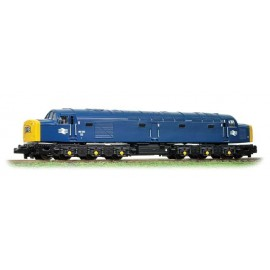 Class 40 40150 BR Blue Four Character Head Code Box