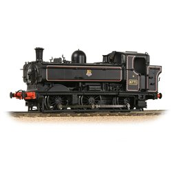 GWR 8750 Pannier Tank 8771 BR Lined