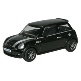 New Mini Midnight Black