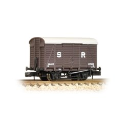 12 Ton Southern Planked Ventilated Van SR Brown
