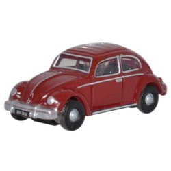 VW Beetle - Ruby Red