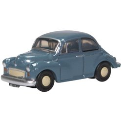Morris Minor Saloon Clipper Blue