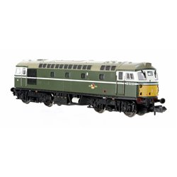 Class 26 D5310 BR Green Small Yellow