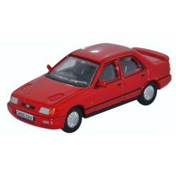 Ford Sierra Sapphire Radiant Red