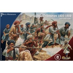 Afghan Tribesmen 1800-1900 (x36) - 28 mm