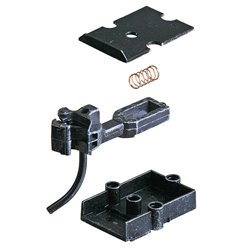 Type E Medium Underset Metal Couplers with Plastic Gearboxes