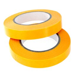 Precision Masking Tape 10mm x 18m - Twin pack