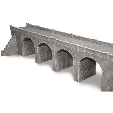 Double Track Stone Viaduct
