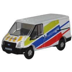 National Grid Ford Transit MK V SWB Low Roof