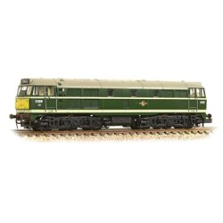 Class 31/1 D5616 BR Green (Small Yellow Panels)