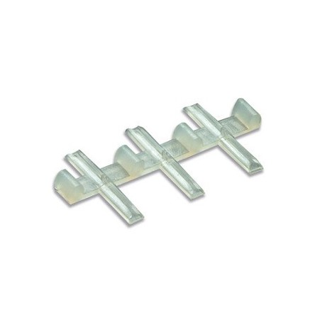 Rail joiners insulated
