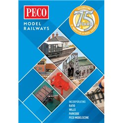 Peco - The Catalogue special 75th anniversary