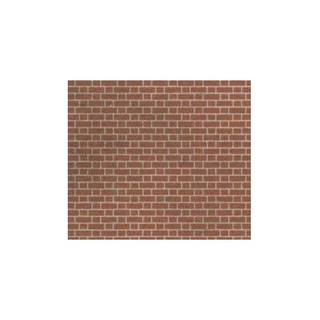 Red Brick Sheets (8 x A4 size)