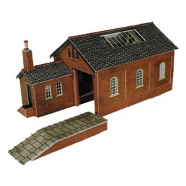 Red Brick Goods Shed - Card Kit
