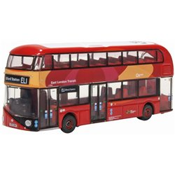 Routemaster (New) East London Transit