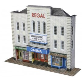 Low Relief Cinema & shops