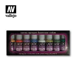 AV Vallejo Game Color Set - Extra Opaque (x8)