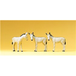 Donkeys (3) Exclusive Figure Set