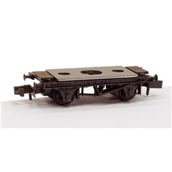 10ft Wheelbase Steel Type Chassis Kit with Disc Wheels