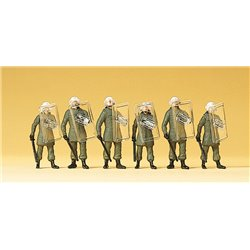 German BGS Defence Operations (6) Exclusive Figure Set