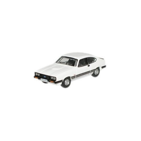 Ford Capri MkIII Diamond White
