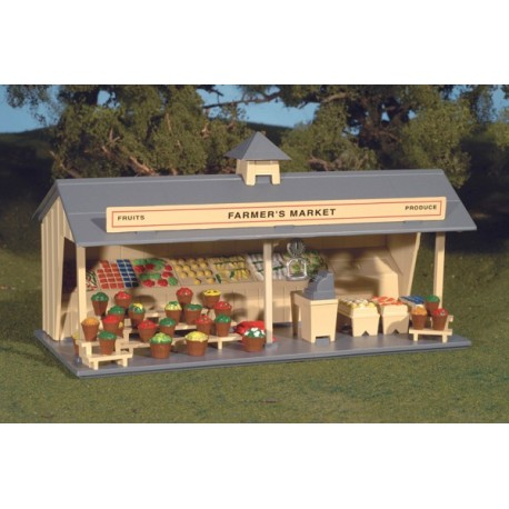 Ready Built - Roadside Stand