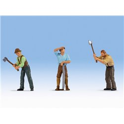 Lumberjacks (3) Figure