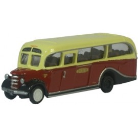 British Rail Bedford OB Coach