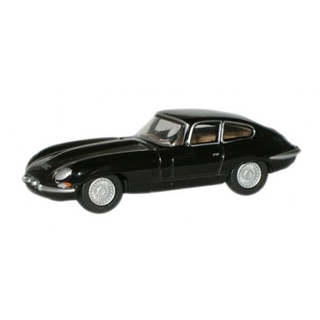 Jaguar E Type Coupe Black
