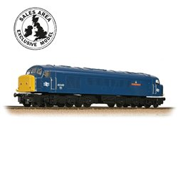 Class 45/0 45049 'The Staffordshire Regiment' BR Blue