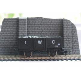Isle of Wight Central black No 115 Ltd edition