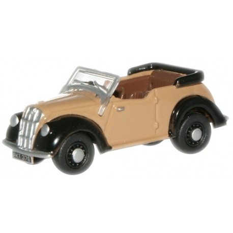 Morris Eight E Series Tourer Alamo Beige
