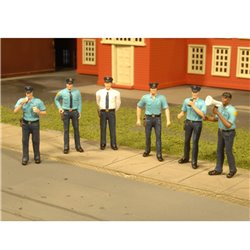Police Squad (6/Pack)