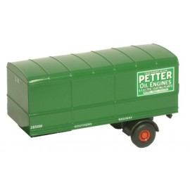 Twin Trailer Pack Southern Box