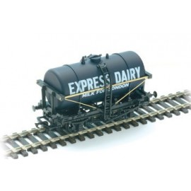Milk Tank Wagon, Express Dairies