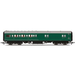 BR Maunsell Corridor Four Compartment Brake Second S3232S Set 399 - Era 5