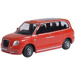 LEVC TX5 Taxi Tupelo Red