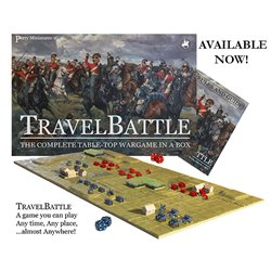 TravelBattle - complete table top miniature game