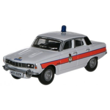 Rover P6 South Wales Police