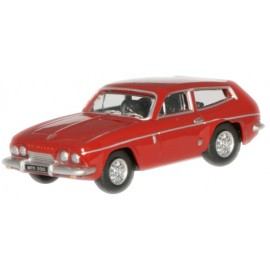 Reliant Scimitar GTE Red