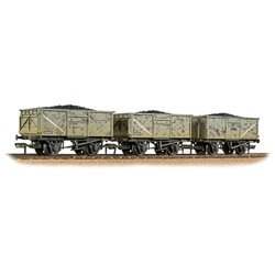 BR 16T Steel Mineral 3-Wagon Pack