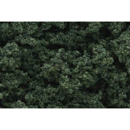 Dark Green Clump Foliage