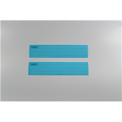 White lining 0.5mm wide
