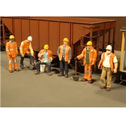 Maintenance Workers (6/Pack)