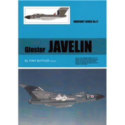 Gloster Javelin (Aircraft book)