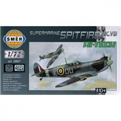 Supermarine Spitfire Mk.VB with etched - 1/72 scale