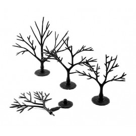 "2 - 3"" Deciduous - Tree Armatures - Pack Of 57"