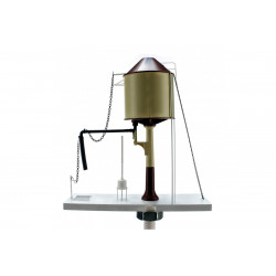 Water Tower Chocolate & Cream Conical Top Motorised