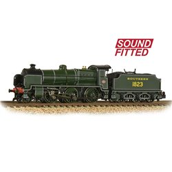SE&CR N Class 1823 SR Maunsell with sound