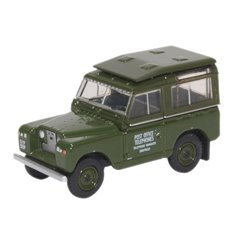 Land Rover S2 SWB HT Post Office Telephone